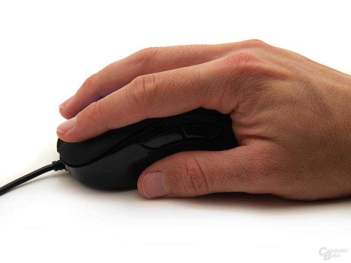 Zowie EC1 für größere Hände