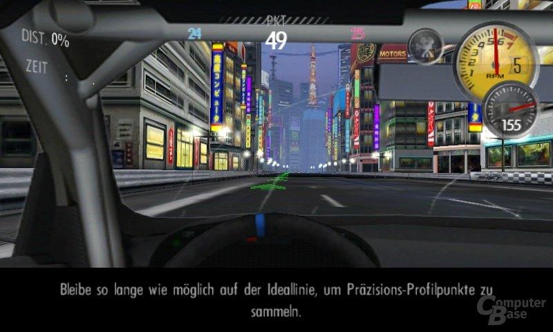 Bada OS: Need for Speed Shift