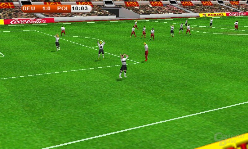 Bada OS: Fußball