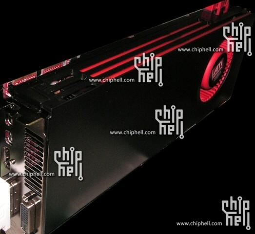 """Bild einer """"Cayman XT""""-Grafikkarte von AMD?"""