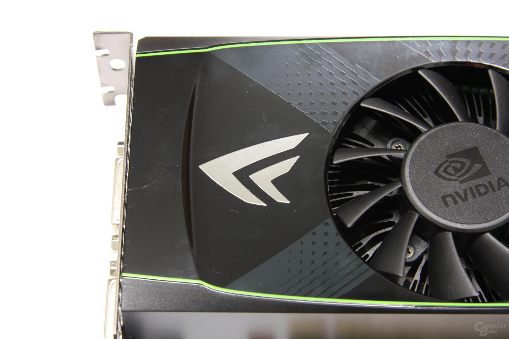 GeForce GTS 450 Logo