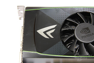 GeForce GTS 450 Logo