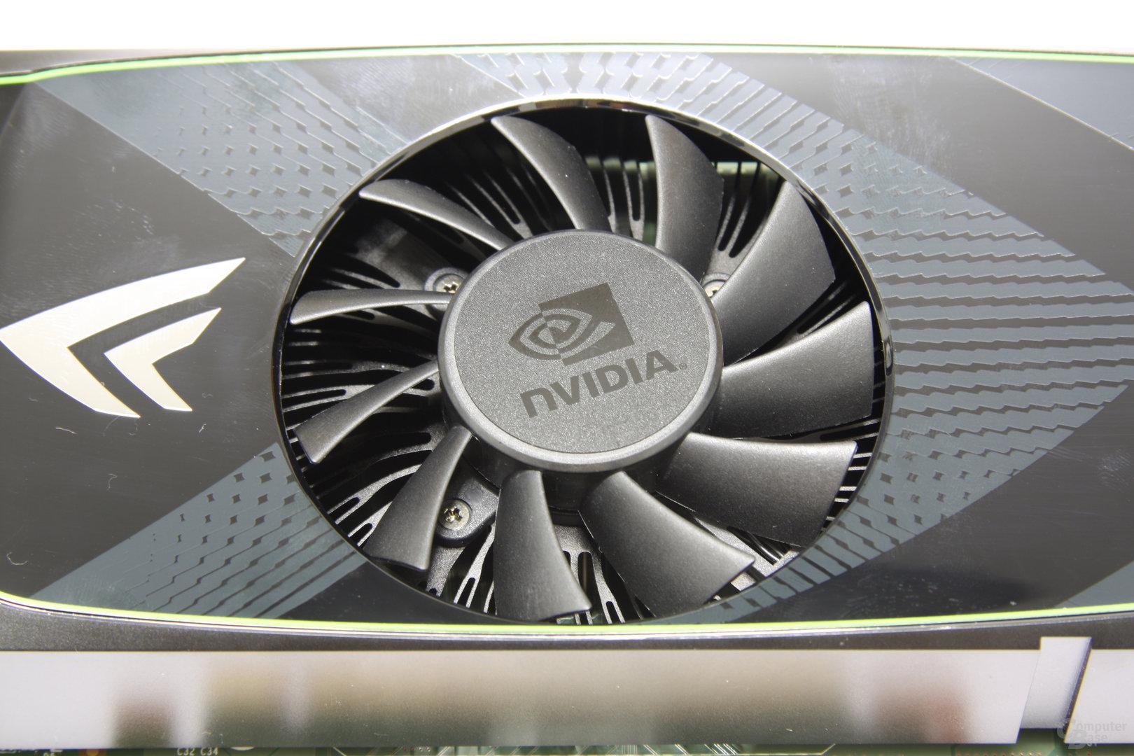 GeForce GTS 450 Lüfter