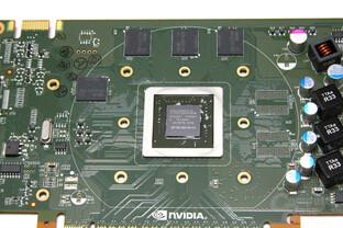 GeForce GTS 450 GPU und Speicher