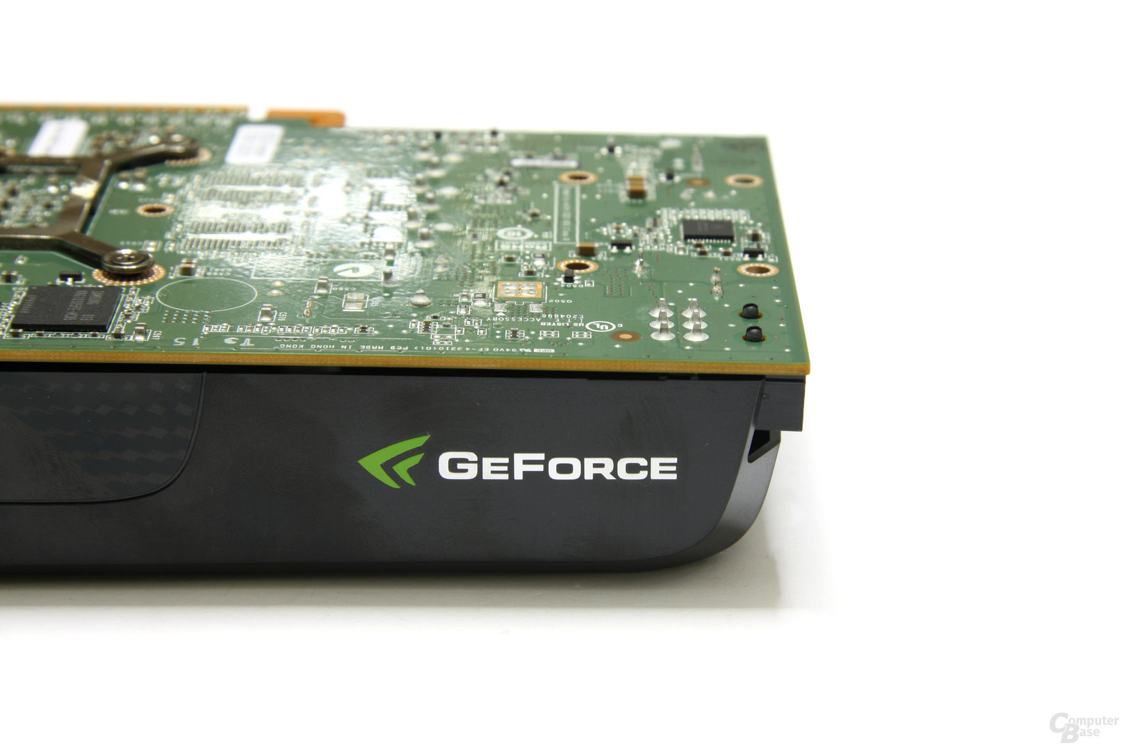 GeForce GTS 450 GeForce-Logo
