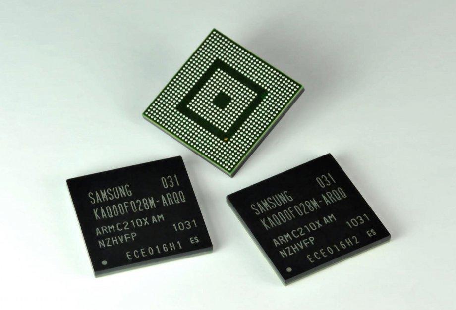 Cortex A9 Dual-Core mit 1 GHz von Samsung