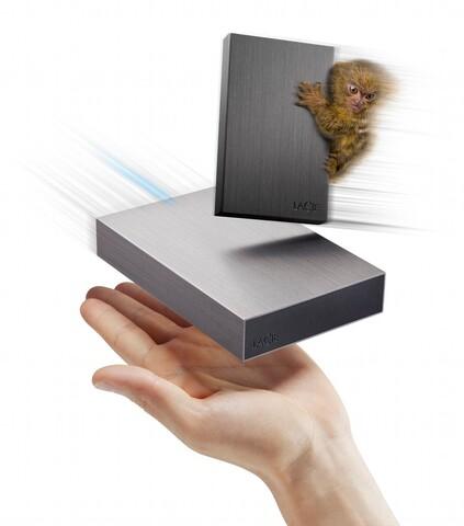 LaCie Rikiki und Minimus USB 3.0