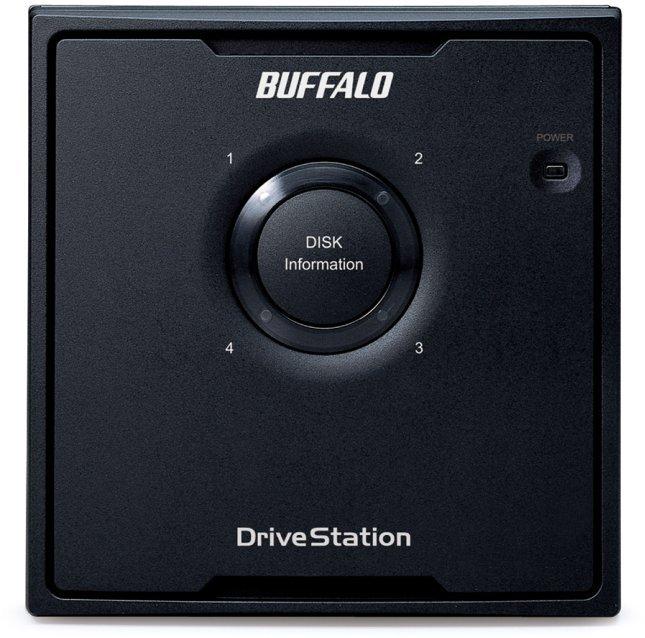 Buffalo Drive Station Quad