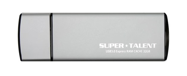 Super Talent USB3.0 Express Ram Cache Drive