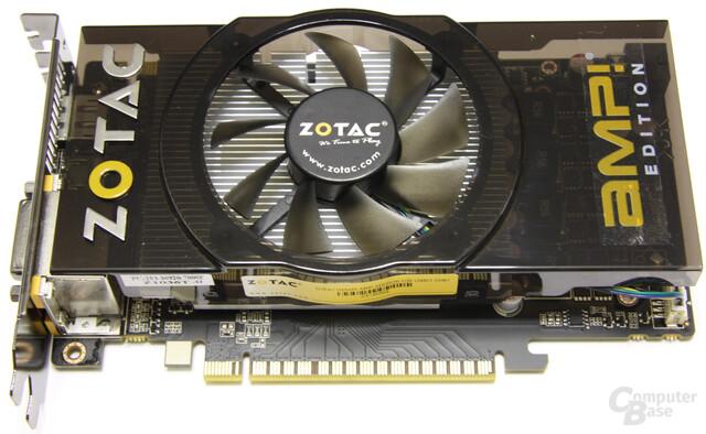 Zotac GeForce GTS 450 AMP!