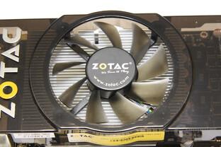GeForce GTS 450 AMP! Lüfter