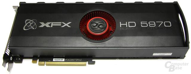XFX Radeon HD 5970 Black LE