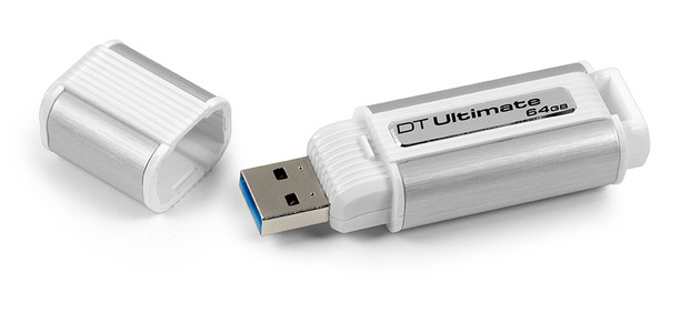 Kingston DataTraveler Ultimate 3.0 64 GB