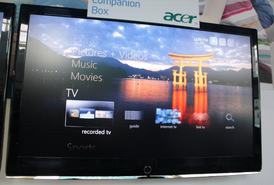 Atom-Geräte für TV-Einsatz