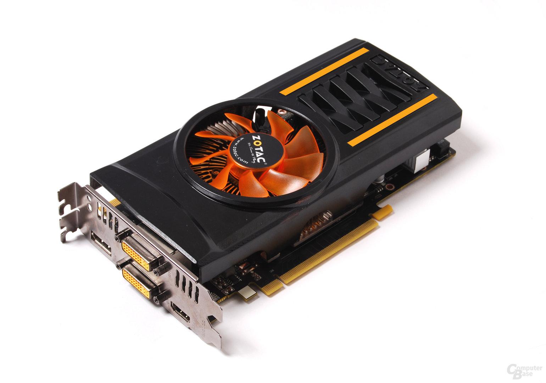 Zotac GeForce GTX 460 2 GByte