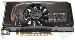 EVGA GeForce GTS 450 FTW