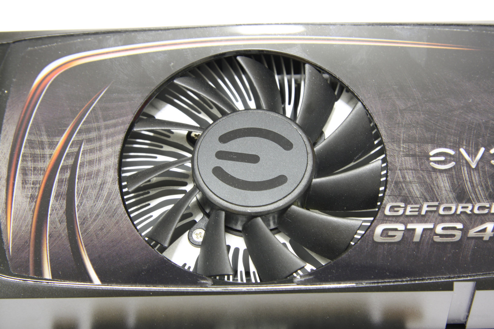 GeForce GTS 450 FTW Lüfter