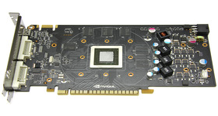 GeForce GTS 450 FTW ohne Kühler