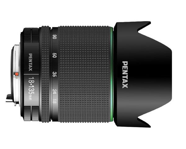 Pentax smc DA 18-135 mm 1:3,5-5,6 ED AL [IF] DC WR