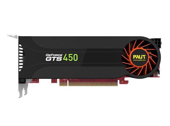 Palit GTS 450 Low Profile