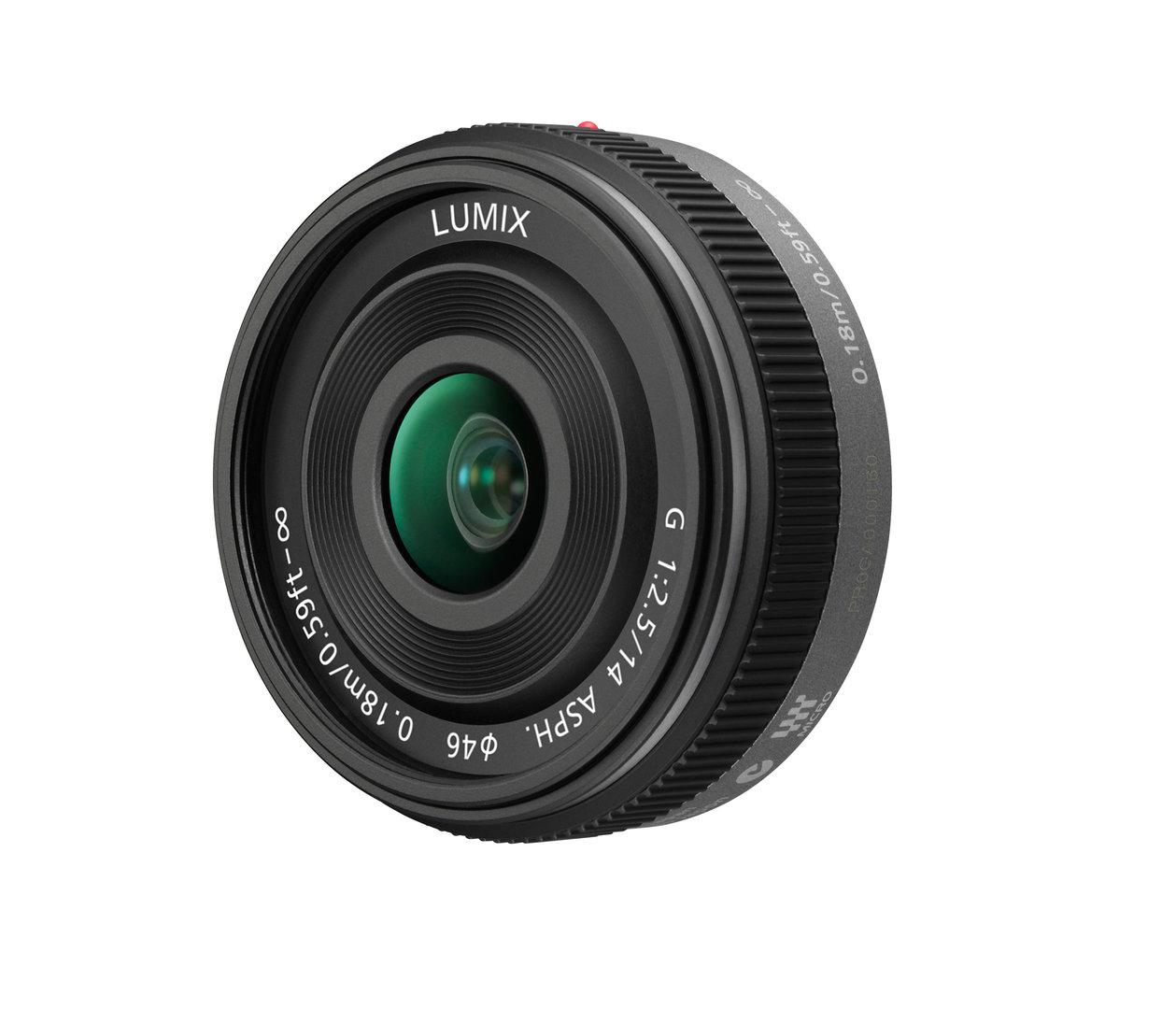 Panasonic Lumix G 2,5/14mm Asph.