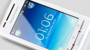 Sony Ericsson Xperia X8 im Test: Android-Smartphone für unter 200 Euro