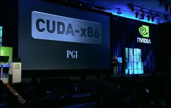 """Nvidias """"CUDA x86""""-Projekt"""