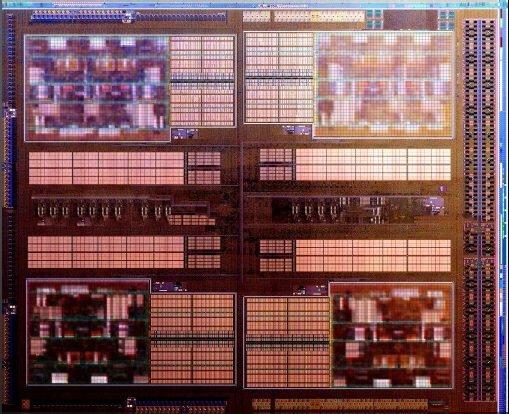 """""""Orochi""""-Die nach AMD-Photoshop-Behandlung"""