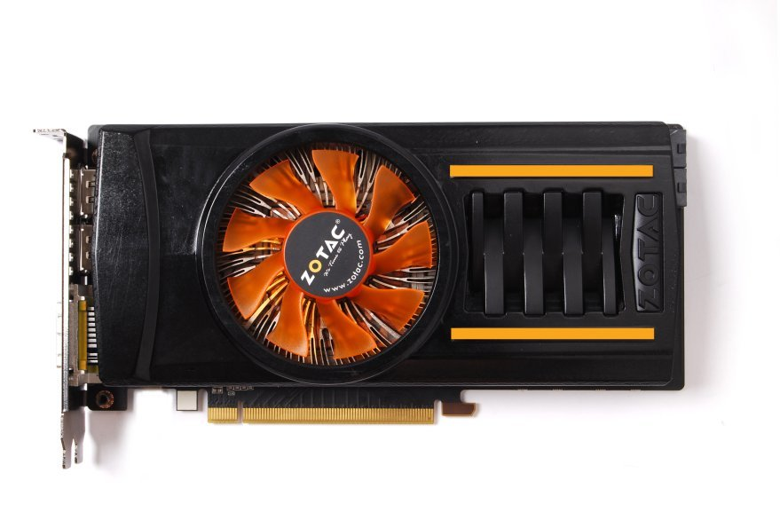Zotac GeForce GTX 460 3DP
