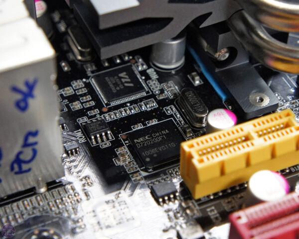 ECS P67H2-A mit VIA- und NEC-Chip für USB 3.0