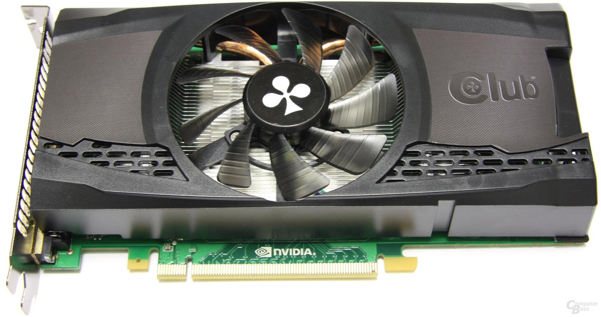 Club3D GeForce GTX 460 OC