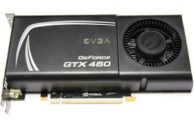 EVGA GeForce GTX 460 SC EE
