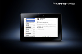 BlackBerry PlayBook: Email