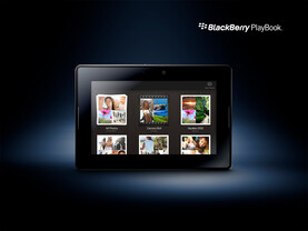 BlackBerry PlayBook: Gallerie