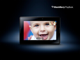 BlackBerry PlayBook: Video-Chat