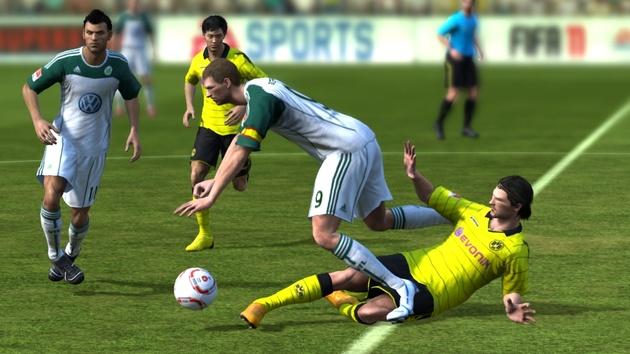 FIFA 11 für den PC im Test: Auf die Kritik folgt die Auferstehung