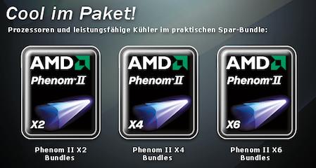 AMD-CPU-Bundles von Caseking