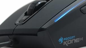 Roccat Kone [+] im Test: Die perfekte Maus für Spieler