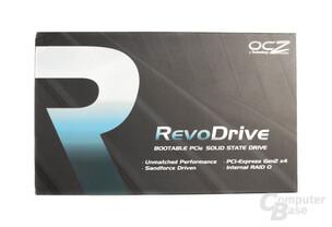 RevoDrive Verpackung