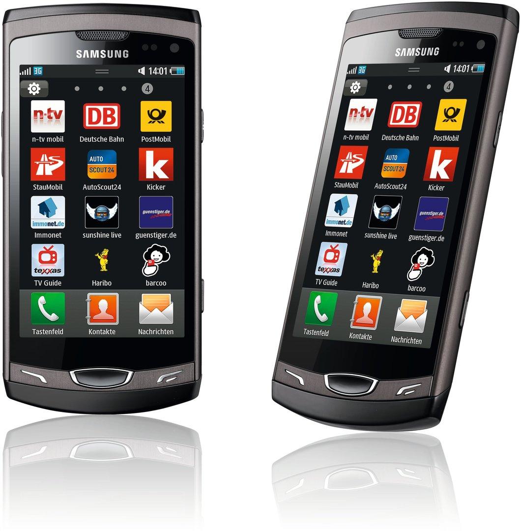Samsung Wave II