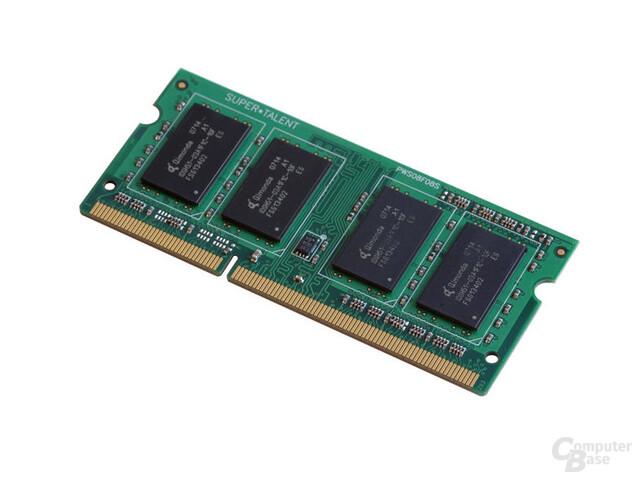 DDR3 SO-DIMM mit 1.600 MHz