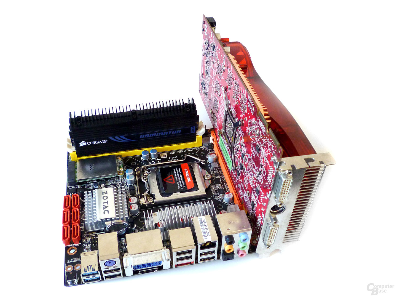 Zotac H55-ITX WiFi