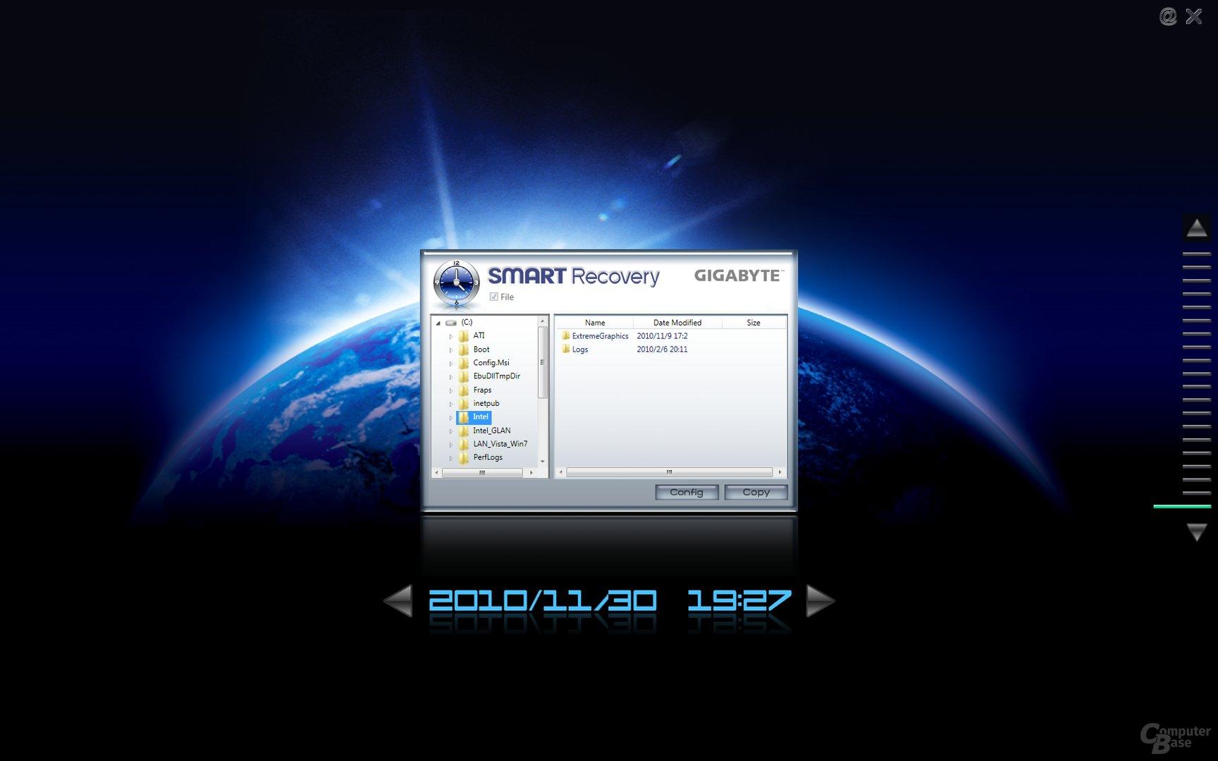 Gigabyte H55N-USB3 – Software