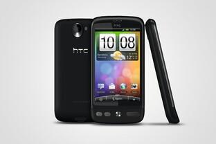 HTC Desire Schwarz