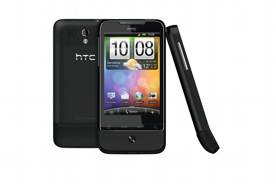 HTC Legend Phantom-Schwarz