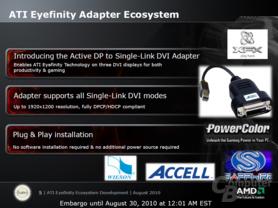 Aktive DisplayPort-Adapter