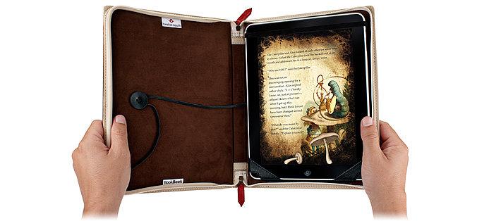 BookBook-Schutzhülle für das iPad