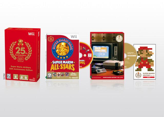 Super Mario All-Stars – 25 Jahre: Jubiläumsedition