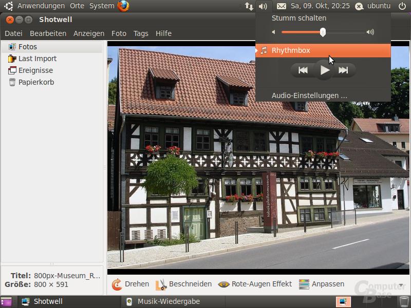 """Ubuntu 10.10 """"Maverick Meerkat"""" (RC)"""