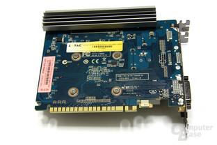GeForce GT 430 Zone Edition Rückseite